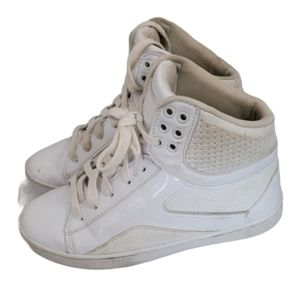 Pastry Pop Tart Glitter Youth Hip Hop Shoes